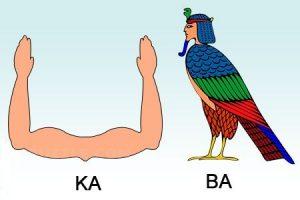 का / बा (Ka and Ba)
