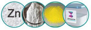 जस्त संयुगे (Zinc compounds)