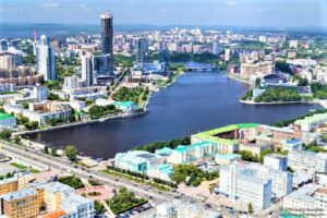 इकॅतरनबर्ग शहर (Ekaterinburg City)