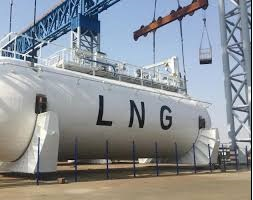 द्रवीकृत नैसर्गिक वायू, एलएनजी  (Liquified Natural Gas, LNG)