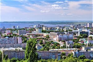 सराटव्ह शहर (Saratov City)