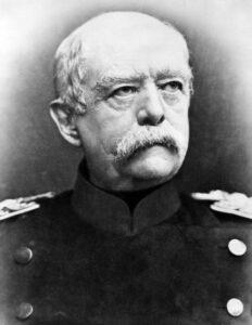 ऑटो फोन बिस्मार्क (Otto von Bismarck)