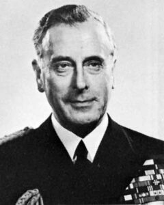 लॉर्ड लूई माउंटबॅटन (Louis Mountbatten, 1st Earl Mountbatten)