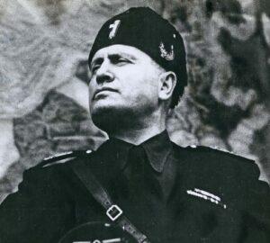 बेनीतो मुसोलिनी (Benito Mussolini)