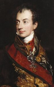 क्लेमेन्स व्हेंट्सल मेटरनिख (Klemens Wenzel von Metternich)