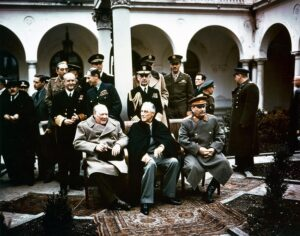 Read more about the article याल्टा परिषद (Yalta Conference)