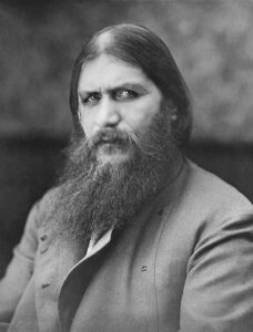 ग्रिगॉऱ्यई यिफ्यीमव्ह्यिच रस्पूट्यिन (Grigori Rasputin)