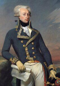 मार्कीद लाफाएत (Marquis de Lafayette)