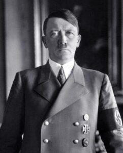 ॲडॉल्फ हिटलर (Adolf Hitler)