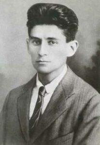 फ्रांट्स काफ्का (Franz Kafka)
