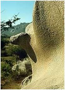 भूवैज्ञानिकीय आश्चर्य : सेंद्रा ग्रॅनाइट (Geological Marvels : Sendra Granite)
