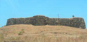 हर्णे (गोवा) किल्ला (Harne Fort)