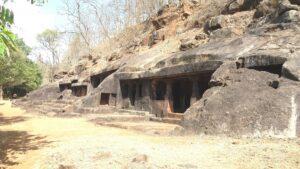 पन्हाळे-काजी लेणी-समूह (Rock-cut caves at Panhale-Kaji)