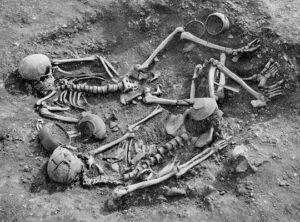 संघर्षाचे पुरातत्त्व (Conflict Archaeology)