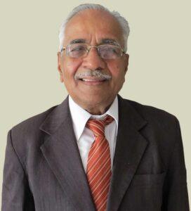 अरविंद प्रभाकर जामखेडकर (Arvind P. Jamkhedkar)