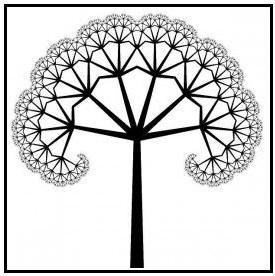 अपूर्णमितीय भूमिती आणि स्वसाधर्म्य (Fractal Geometry and Self Similarity)