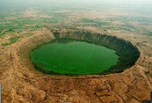 भूवैज्ञानिकीय आश्चर्य : लोणार सरोवर (Geological Marvels : Lonar Lake)