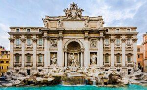 ट्रेवी कारंजे, रोम (Travis Fountain, Rome)