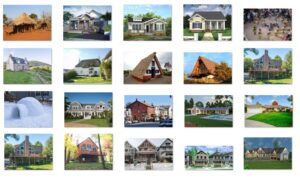 घरांचे प्रकार - भाग १ (Types of Houses)