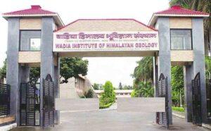 वाडिया इन्स्टिट्यूट ऑफ हिमालयन जिओलॉजी (Wadia Institute of Himalayan Geology)