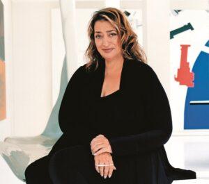 झाहा हदीद (Zaha Hadid)