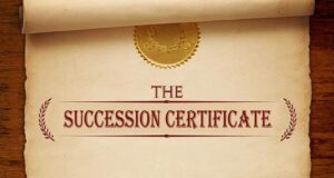 Read more about the article उत्तराधिकार प्रमाणपत्र (Succession Certificate)