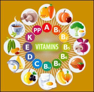 जीवनसत्त्वे (Vitamins)