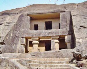 कान्हेरी लेणी (Kanheri Rock-cut caves)