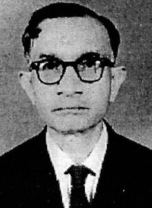 रामचंद्र जोशी (R. V. Joshi)