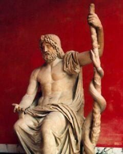 ॲस्क्लेपिअस (Asclepius)