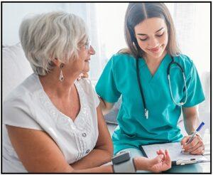 Read more about the article परिचारिका (आरोग्य सेवेचा कणा) (Nurse)
