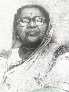 Read more about the article गुणाबाई रामचंद्र गाडेकर (Gunabai Ramchandra Gadekar)