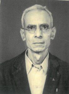 श्रीनिवास हरी दीक्षित (Shriniwas Hari Dixit)