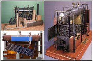 बॅबकॉक व विलकॉक्स बाष्पित्र (Babcock and Wilcox Boiler)