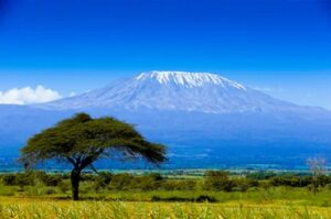 किलिमांजारो पर्वत (Kilimanjaro Mountain)