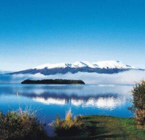 ताउपो सरोवर (Taupo Lake)