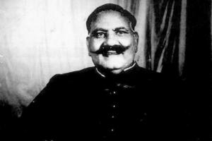 बडे गुलाम अलीखाँ (Bade Ghulam Ali Khan)