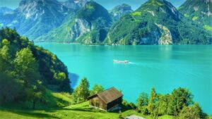 लूसर्न सरोवर (Lucerne Lake)