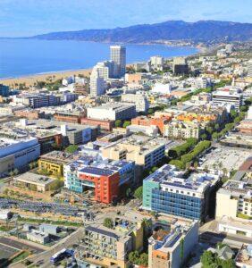 सँता मोनिका शहर (Santa Monica City)