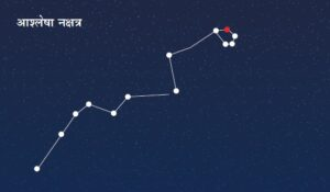 Read more about the article आश्लेषा नक्षत्र (Ashlesha Constellation)