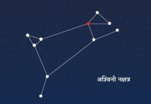अश्विनी-भरणी नक्षत्र (Ashwini-Bharani Constellation)
