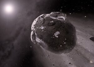 सेंटॉर लघुग्रह (Centaur Asteroids)
