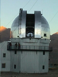 कासाग्रेन - रिट्चे क्रेशियन परावर्ती दूरदर्शी (Cassegrain Ritchey Chretien Telescope)