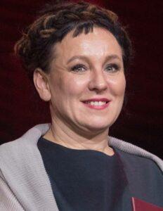 ओल्गा टोकाझुर्क (Olga Tokarczuk)