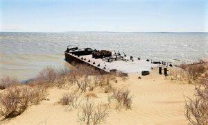 अरल समुद्र (Aral Sea)