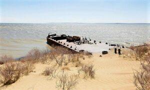 Read more about the article अरल समुद्र (Aral Sea)