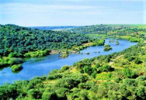 ग्वाद्द्याना नदी (Guadiana River)