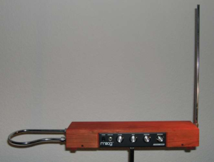 Read more about the article थेरेमिन (Theremin)