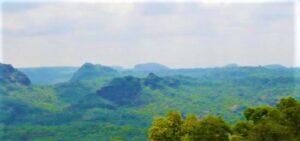 महादेवाचे डोंगर, म. प्र. राज्य (Mahadeo Hills, M. P. State)