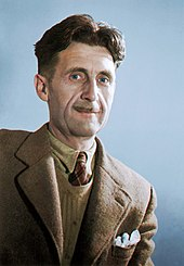Read more about the article जॉर्ज ऑर्वेल (George orwell)